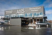 Axis framleiðir innréttingar, fataskápa og skrifstofuhúsgögn.