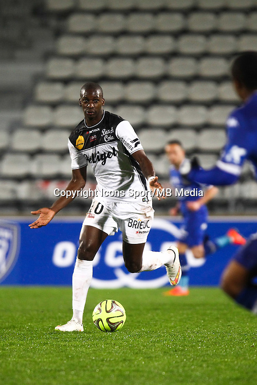 Younousse Sankhare - 21.03.2015 - Bastia / Guingamp - 30eme journee de Ligue 1 <br />