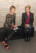 Tiggy Maconochie and Tracey Emin attends the Swarovski Whitechapel Gallery Art Plus Opera, Whitechapel Gallery. An evening of art and opera raising funds for the Whitechapel Gallery. 77-82 Whitechapel High St. London E1 3BQ. 15 March 2012. (Copyright 2012 Dafydd Jones)