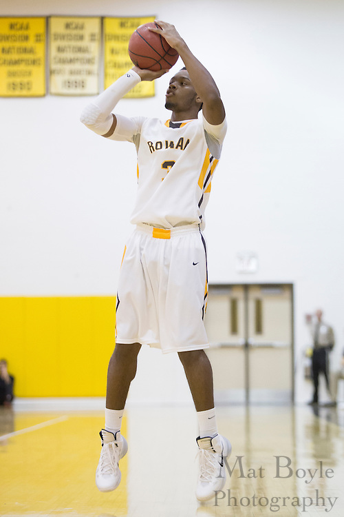 Rowan University's senior guard Phil Jackson (3) - Rowan University Men's Basketball hosts Kean University  in Esbjornson Gymnasium on the campus of Rowan University  in Glassboro, NJ on Saturday December 7, 2013. (photo / Mat Boyle)
