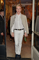 HENRY CONWAY at a party at Guinevere 574-580 ing's Road, London on 7th October 2014.