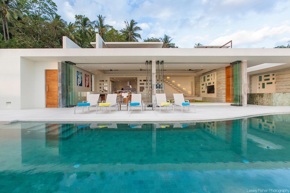 Lime, luxury private, ocean view villas, Koh Samui, Surat Thani, Thailand