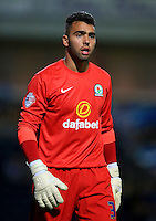 Blackburn Rovers goalkeeper David Raya