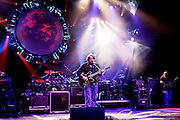 NEW YORK - JULY 22:  Widespread Panic perform in concert at Radio City Music Hall on July 22, 2010 in New York City.  (Photo by Joe Kohen/WireImage for New York Post)