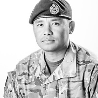 Surej Rana, Army - Royal Engineers, Corporal, Amphibious Engineer,