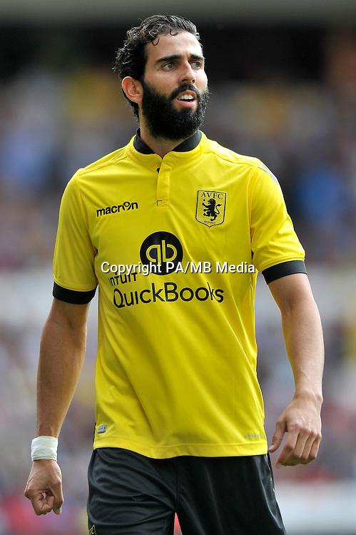 Jose Crespo, Aston Villa