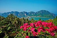 Thailande, province de Krabi, Ko Phi Phi, ile de Ko Phi Phi Don // Thailand, Krabi province, Ko Phi Phi Don island