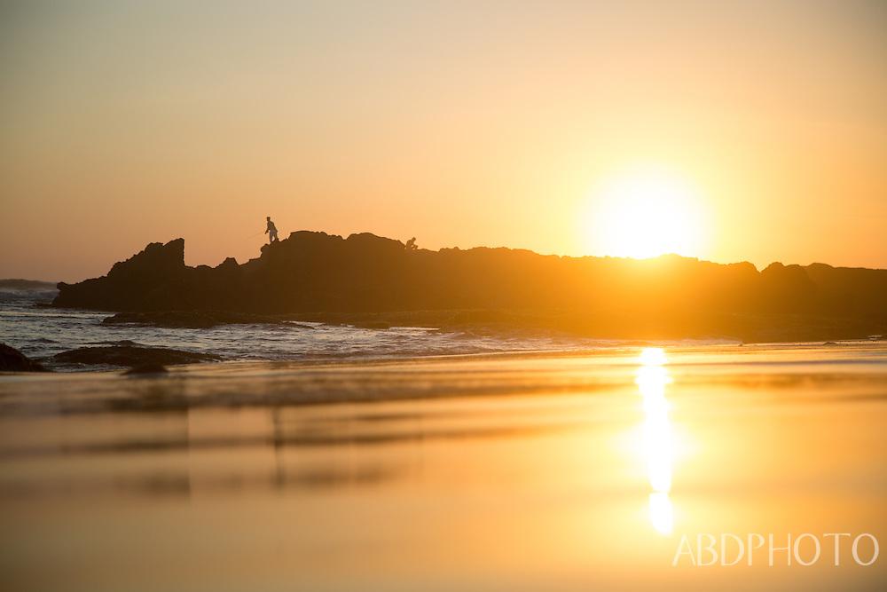 Echo Beach, Bali, Indonesia, sunset