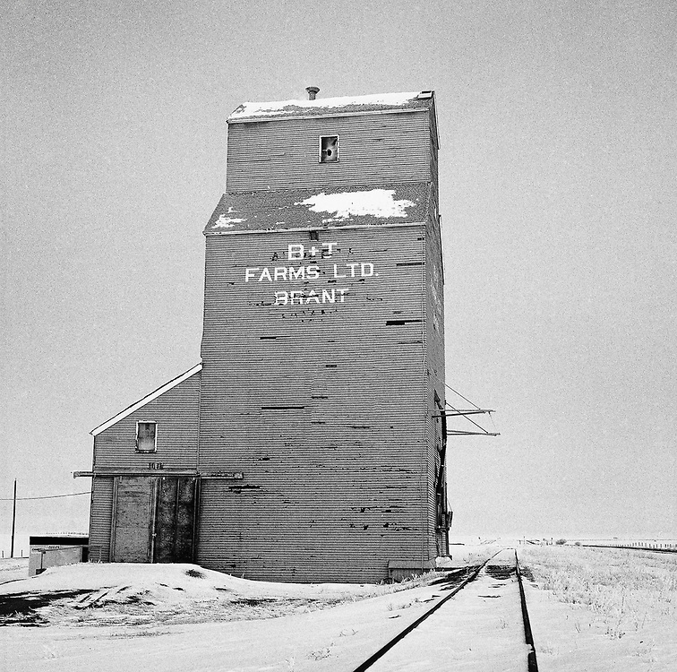 Analog Images from Alberta