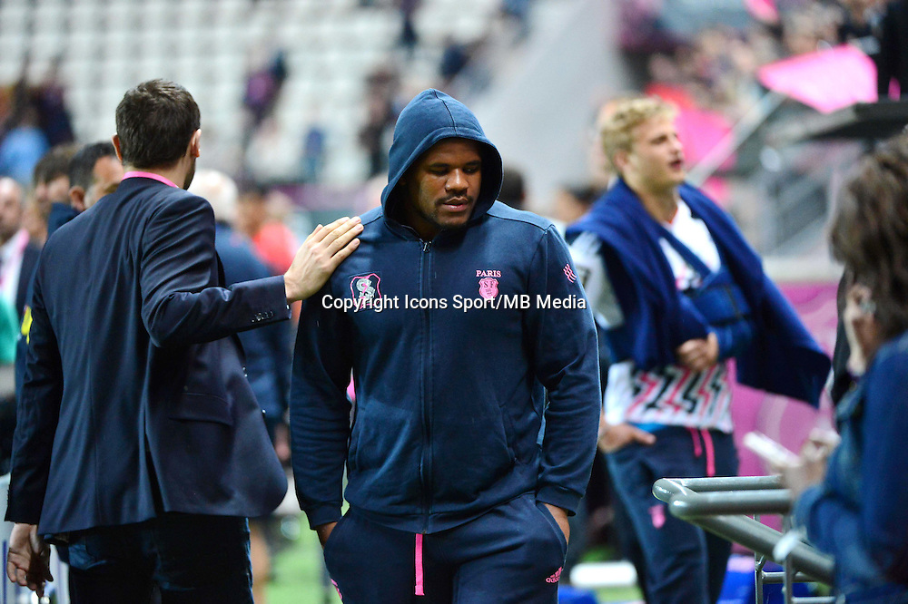 Jonathan DANTY - 24.04.2015 - Stade Francais / Stade Toulousain - 23eme journee de Top 14<br />