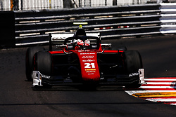 May 25, 2018 - Montecarlo, Monaco - 21 Antonio FUOCO from Italy of CHAROUZ RACING SYSTEM during the Monaco Formula One Grand Prix  at Monaco on 23th of May, 2018 in Montecarlo, Monaco. (Credit Image: © Xavier Bonilla/NurPhoto via ZUMA Press)