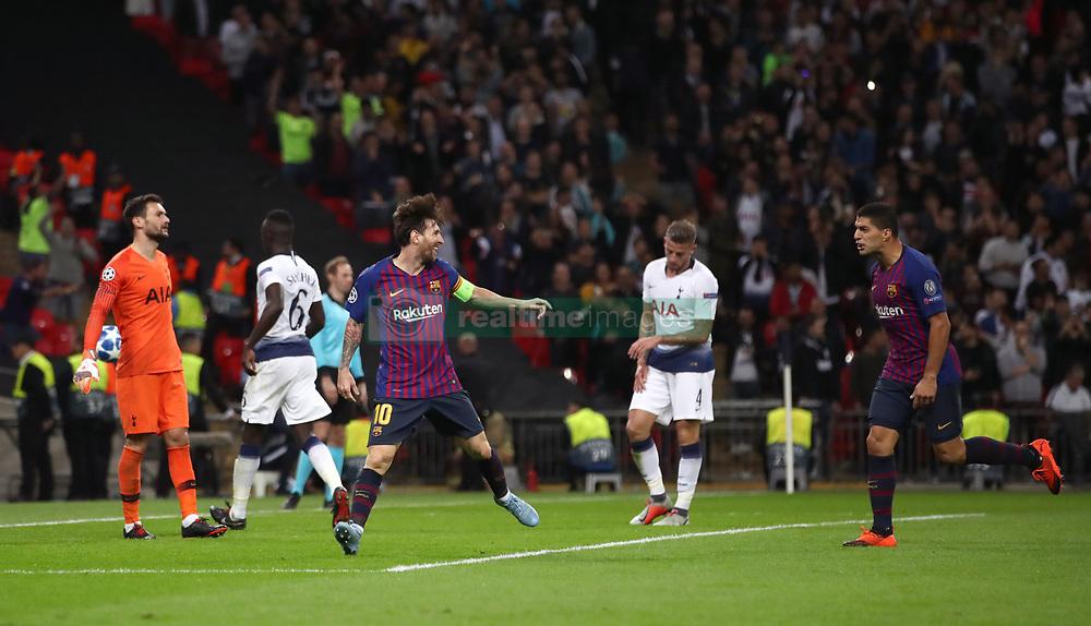 صور مباراة : توتنهام - برشلونة 2-4 ( 03-10-2018 )  38929424