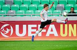 Maximilian Meyer of Germany during the UEFA European Under-17 Championship Group A match between Iceland and Germany on May 7, 2012 in SRC Stozice, Ljubljana, Slovenia. Germany defeated Iceland 1-0. (Photo by Vid Ponikvar / Sportida.com)