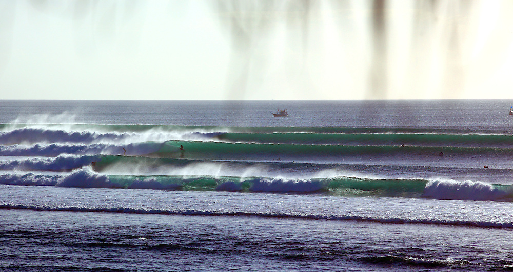 Surfing Impossibles on the Bukit Peninsula of Bali.