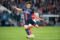 But Edinson Cavani - 23.05.2015 - PSG / Reims - 38eme journee de Ligue 1<br /> Photo : Andre Ferreira / Icon Sport