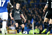 Burnley defender Ben Mee (6) during the Premier League match between Everton and Burnley at Goodison Park, Liverpool, England on 3 May 2019.