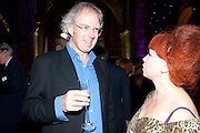 CHRISTOPHER HART; SARAH JANE LOVATT, Orion Authors' Party celebrating their 20th anniversary. Natural History Museum, Cromwell Road, London, 20 February 2012.