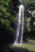 Kaholalele Falls, Wailua, Kauai, Hawaii<br />