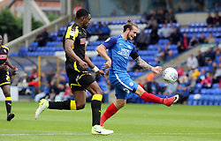 Jack Marriott of Peterborough United scores the winning goal - Mandatory by-line: Joe Dent/JMP - 19/08/2017 - FOOTBALL - ABAX Stadium - Peterborough, England - Peterborough United v Rotherham United - Sky Bet League One