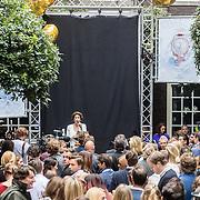 NLD/Amsterdam/20150602 - Talkies Terras award 2016, opneninghandeling