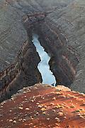 Goosenecks State Park. Goosenecks of the San Juan near Mexican Hat, Utah.