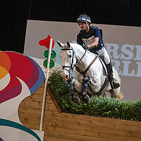 Express Eventing - 2012 - London Horse World Live - XC