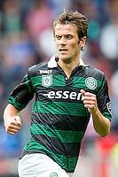 EINDHOVEN - PSV - FC Groningen , Voetbal , Seizoen 2015/2016 , Eredivisie , Philips stadion , 16-08-2015 , FC Groningen speler Etienne Reijnen debuteert in het shirt van Groningen