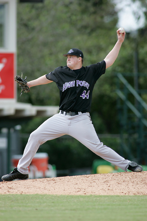 2005 High Point University Baseball
