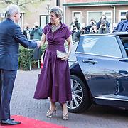 NLD/Amersfoort/20190415 - Koningsdagconcert in Amersfoort, Prinses Laurentien