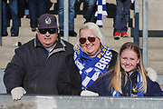 Bristol Rovers fans before the EFL Sky Bet League 1 match between Bristol Rovers and Scunthorpe United at the Memorial Stadium, Bristol, England on 24 February 2018. Picture by Gary Learmonth.