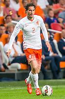 AMSTERDAM - Nederland - USA , Amsterdam ArenA , Voetbal , oefeninterland , 05-06-2015 ,  Nederlands elftal speler Daryl Janmaat