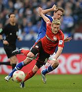 Fussball Bundesliga 2012/13: Schalke - Leverkusen