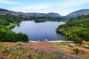 Grasmere, Loughrigg Terrace, Lake District, Cumbria, England, UK