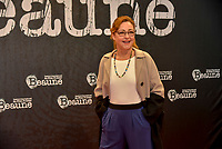 Ouverture du 10e festival du film policier a Beaune<br /> Catherine Frot
