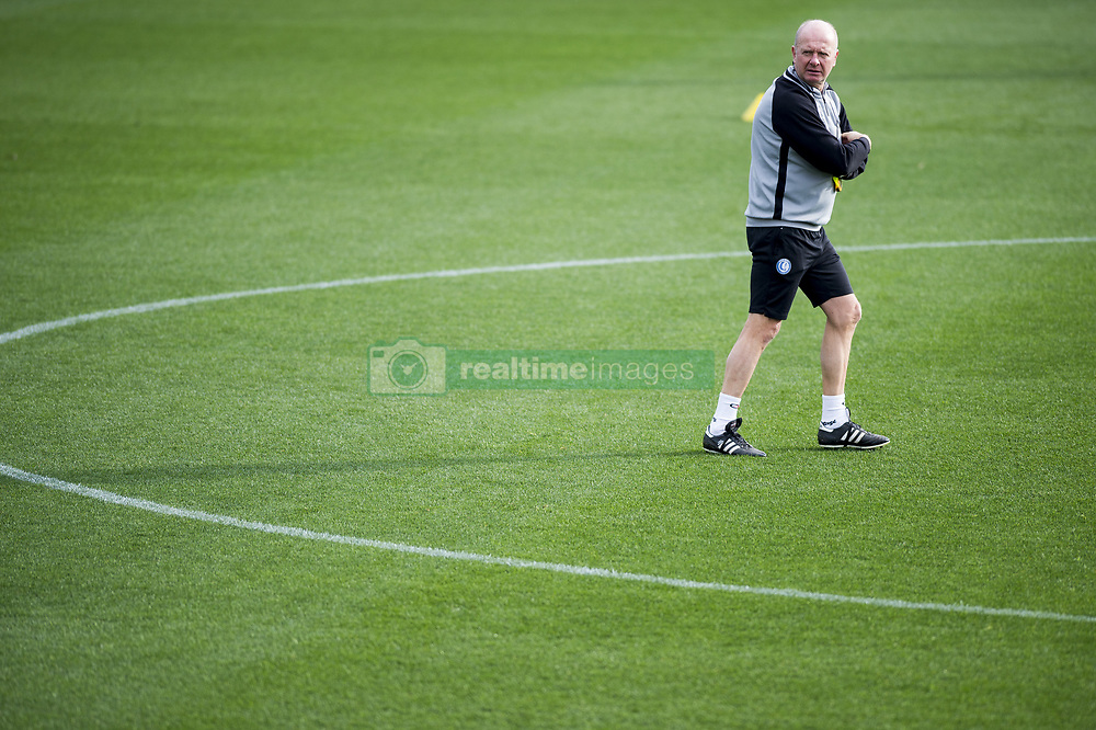 January 6, 2018 - Oliva, SPAIN - Gent's assistant coach Peter Balette pictured in action during the second day of the winter training camp of Belgian first division soccer team KAA Gent, in Oliva, Spain, Saturday 06 January 2018. BELGA PHOTO JASPER JACOBS (Credit Image: © Jasper Jacobs/Belga via ZUMA Press)
