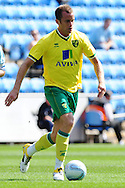 Picture by Alex Broadway/Focus Images Ltd.  07905 628187.30/7/11.Aaron Wilbraham of Norwich City during a pre season friendly at The Ricoh Arena, Coventry.