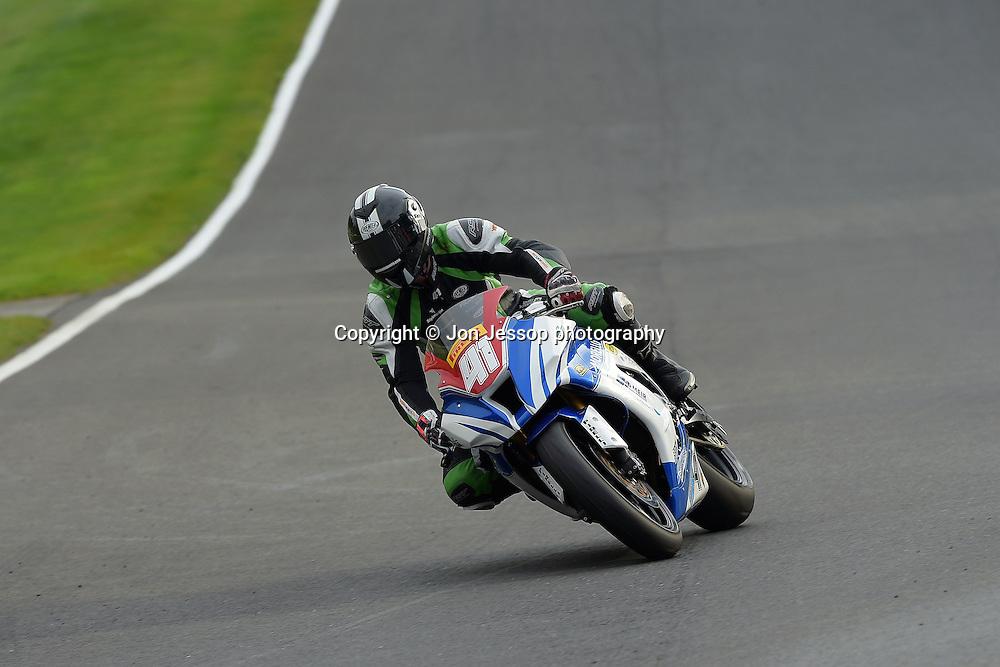 #41 Alex Heaton Morello Racing Kawasaki Pirelli National Superstock 1000
