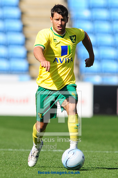 Picture by Alex Broadway/Focus Images Ltd.  07905 628187.30/7/11.Wes Hoolahan of Norwich City during a pre season friendly at The Ricoh Arena, Coventry.