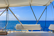 Details from the relaxing and luxurious experience of a Silver Moon catamaran cruise in Barbados