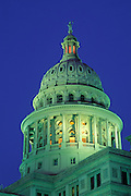Image of the State Capitol in Austin, Texas, American Southwest