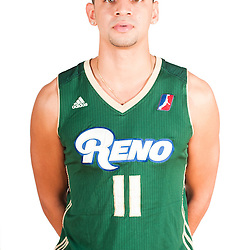 Reno Bighorns Media Day Headshots (2011)