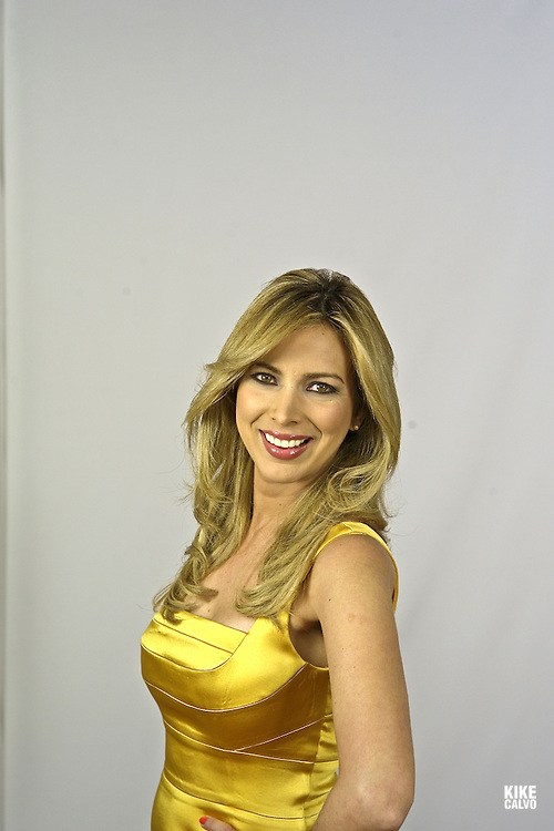 Journalist Massiel Rodriguez. Anchor of Panamenian talk show ¨Debate Abierto¨