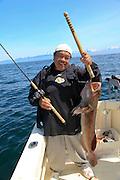 Sam Choy, Talon Lodge, Sitka, Alaska