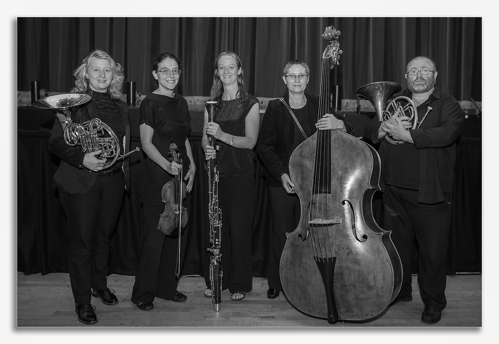 National Gilbert & Sullivan Orchestra, leader Sally Robinson Saturday 12 August 2017 24th International Gilbert & Sullivan Festival, Harrogate, North Yorkshire 04-20 August 2017 Photo by Jane Stokes