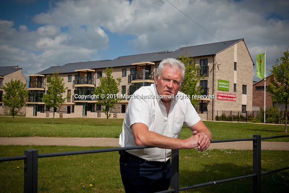 Clive Cowells, ex Allerton Bywater miner...© Martin Jenkinson, tel 0114 258 6808 mobile 07831 189363 email martin@pressphotos.co.uk. Copyright Designs & Patents Act 1988, moral rights asserted credit required. No part of this photo to be stored, reproduced, manipulated or transmitted to third parties by any means without prior written permission.