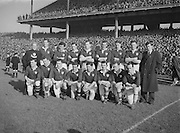 1953.155/2185-2186.17031953IPHCF.17.03.1953.17. March 1953.17. Mar 1953.Interprovincial Railway Cup Football Championship - Munster..FOOTBALL- Wrong folder..................