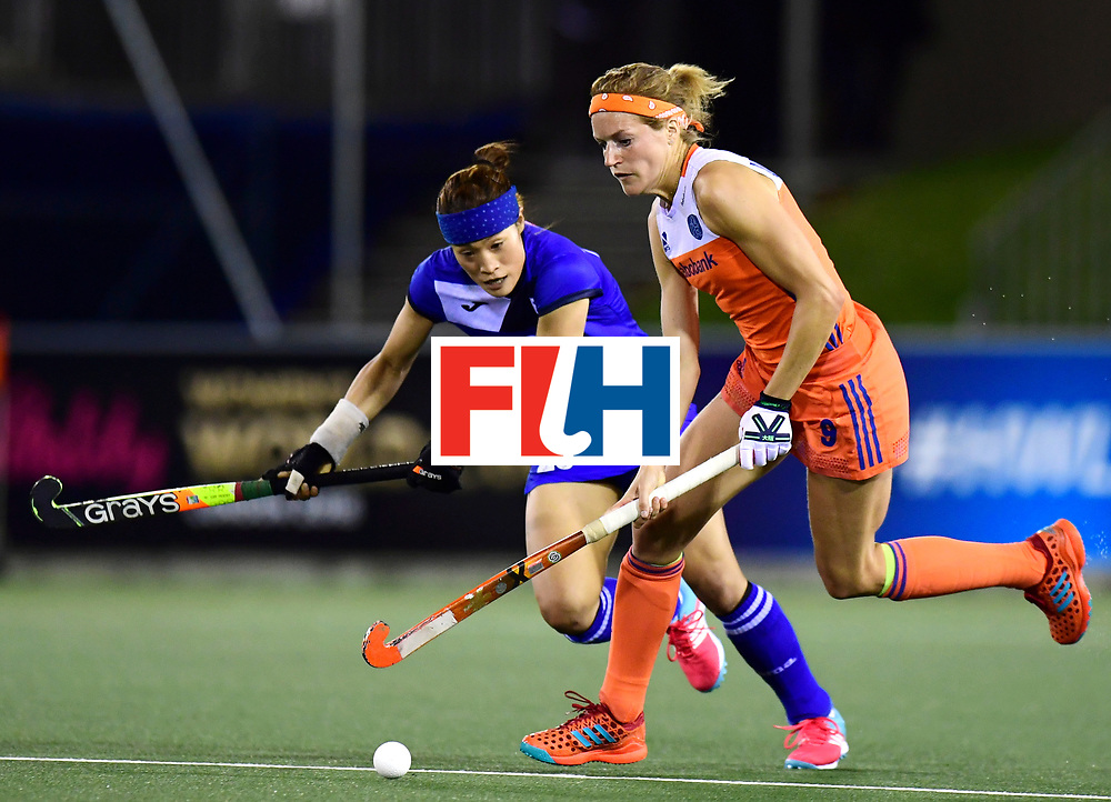 AUCKLAND - Sentinel Hockey World League final women<br /> Match id:<br /> 18 NED v KOR (Semi Final)<br /> Foto: Carlien Dirkse van den Heuvel    <br /> WORLDSPORTPICS COPYRIGHT FRANK UIJLENBROEK