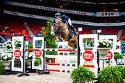 Andre Brandt - Casanova Hastak Dwb<br /> Gothenburg Horse Show 2020<br /> © DigiShots
