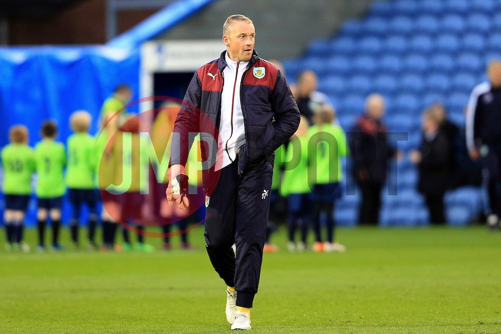 Burnley's Paul Robinson - Mandatory by-line: Matt McNulty/JMP - 05/04/2016 - FOOTBALL - Turf Moor - Burnley, England - Burnley v Cardiff City - SkyBet Championship