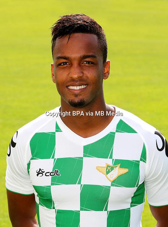 Portugal - Primera Liga NOS 2015-2016 /  <br /> ( Moreirense FC ) - <br /> Pierre Sagna